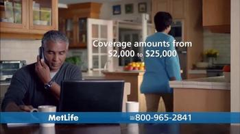 MetLife Guaranteed Acceptance Whole Life Insurance TV Spot, 'Brother' - Thumbnail 5