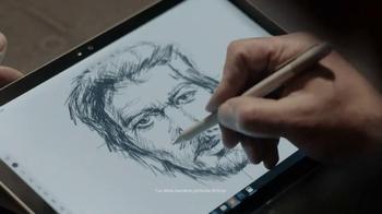 Microsoft Surface Pro 4 TV Spot, 'La artista forense' [Spanish] - Thumbnail 5