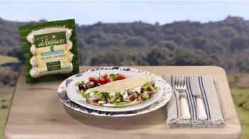 Al Fresco All Natural Chicken Sausage TV Spot, 'Get Carried Away Goats' - Thumbnail 7