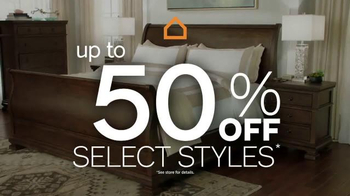 Ashley Furniture Homestore TV Spot, 'Sofas, Dining Sets and Beds' - Thumbnail 3