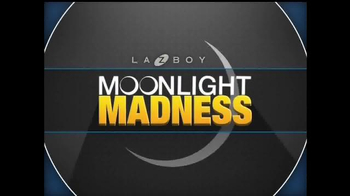 La-Z-Boy Moonlight Madness Event TV Spot, 'Floor Samples and Closeouts' - Thumbnail 1
