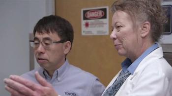 Toyota TV Spot, 'The Toyota Effect: Saving Sight'