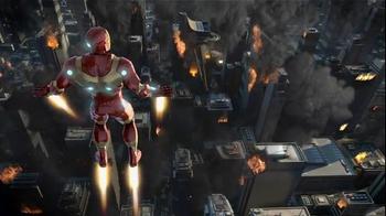 Marvel: Avengers Alliance 2 TV Spot, 'Official Trailer' - 1 commercial airings