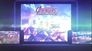Marvel: Avengers Alliance 2 TV Spot, 'Official Trailer' - Thumbnail 6