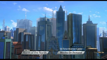 Time Warner Cable On Demand TV Spot, 'Norm of the North' - Thumbnail 2