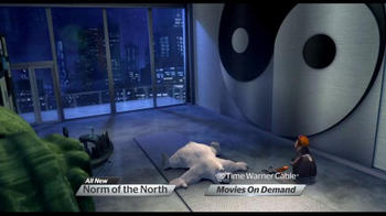 Time Warner Cable On Demand TV Spot, 'Norm of the North' - Thumbnail 3