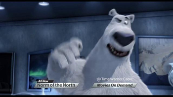 Time Warner Cable On Demand TV Spot, 'Norm of the North'
