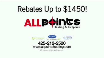 Carrier Corporation TV Spot, 'All Points Heating' - Thumbnail 6