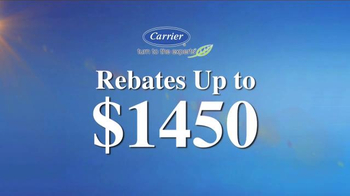 Carrier Corporation TV Spot, 'All Points Heating' - Thumbnail 5