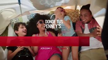 JCPenney TV Spot, 'Doorbusters: camisetas y toallas de baño' [Spanish] - Thumbnail 9