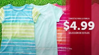 JCPenney TV Spot, 'Doorbusters: camisetas y toallas de baño' [Spanish] - Thumbnail 5