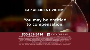 Sokolove Law TV Spot, 'Auto Accident Victims' - Thumbnail 6