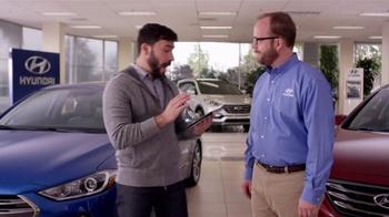 2016 Hyundai Elantra TV Spot, 'Little Boss' - Thumbnail 1