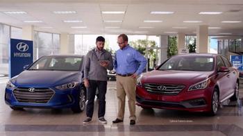 2016 Hyundai Elantra TV Spot, 'Little Boss' - Thumbnail 2