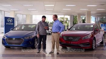 2016 Hyundai Elantra TV Spot, 'Little Boss' - Thumbnail 4
