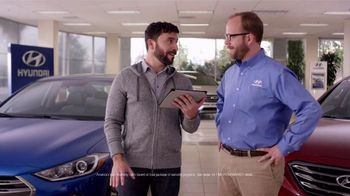 2016 Hyundai Elantra TV Spot, 'Little Boss' - Thumbnail 5