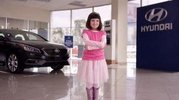 2016 Hyundai Elantra TV Spot, 'Little Boss'