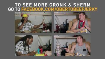 Oberto Beef Jerky TV Spot, 'Snuggie & X-Ray' Featuring Richard Sherman - Thumbnail 3