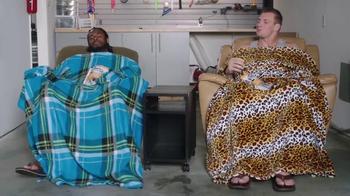 Oberto Beef Jerky TV Spot, 'Snuggie & X-Ray' Featuring Richard Sherman - Thumbnail 1