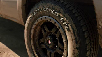 Firestone Destination A/T TV Spot, 'Monster Truck Inspiration' - Thumbnail 7