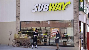Subway Carved Turkey and Bacon Sandwich TV Spot, 'Can I Have It?' - 709 commercial airings