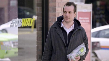 Subway Carved Turkey and Bacon Sandwich TV Spot, 'Can I Have It?' - Thumbnail 4