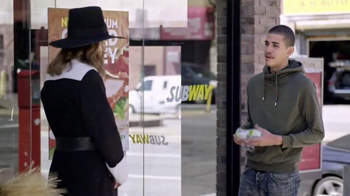 Subway Carved Turkey and Bacon Sandwich TV Spot, 'Can I Have It?' - Thumbnail 5
