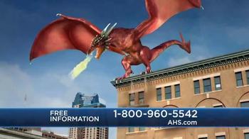 American Home Shield TV Spot, 'Fire-Breathing Dragon'