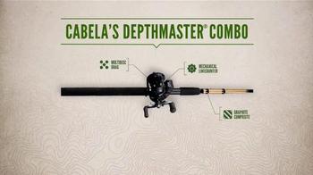 Cabela's Depthmaster III Combo TV Spot, 'Practical' - Thumbnail 7