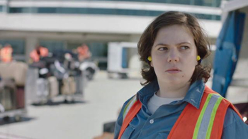 Time Warner Cable TV Spot, \'Changing for Good: Baggage Handler\'
