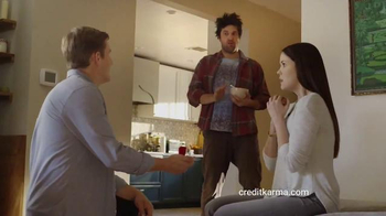 Credit Karma TV Spot, 'Roommate'