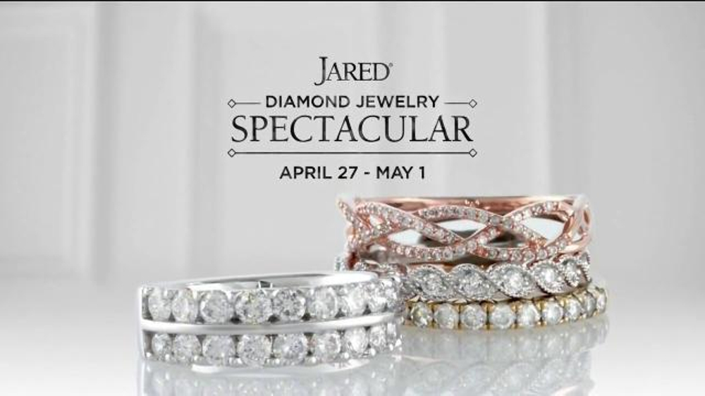 Jared Diamond Jewelry Spectacular TV Commercial Best Prices of the