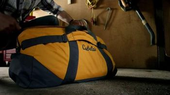 Cabela's Ripcord Duffel Bag TV Spot, 'Strapped'