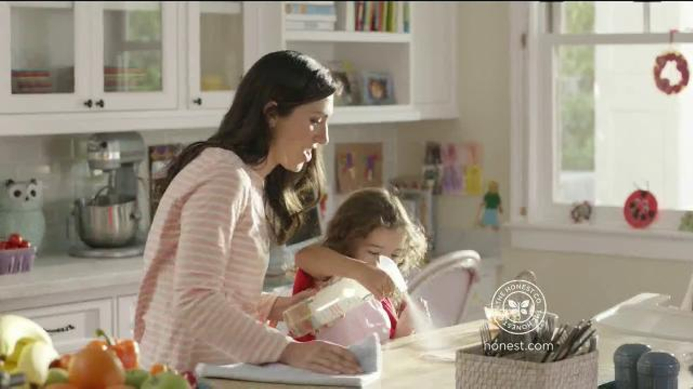 The Honest Company Essentials Bundle TV Commercial, 'Life Can Get Messy'