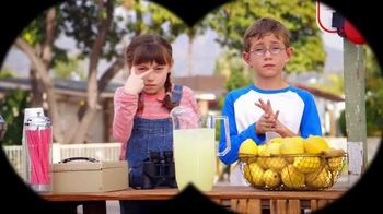 Sonic Drive-In Ultimate Lemonades TV Spot, 'Lemonade Stand'