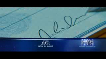 DIRECTV Cinema TV Spot, 'The Big Short' - Thumbnail 2