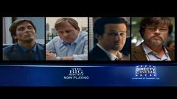 DIRECTV Cinema TV Spot, 'The Big Short' - Thumbnail 3