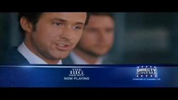 DIRECTV Cinema TV Spot, 'The Big Short' - Thumbnail 6