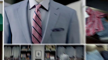 JoS. A. Bank Buy One, Get One Free Sale TV Spot, 'Suits and Sportcoats' - Thumbnail 2