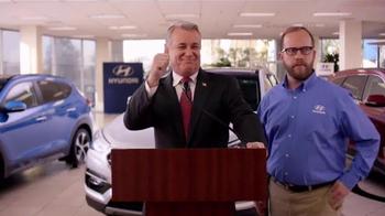 Hyundai TV Spot, 'Politician'