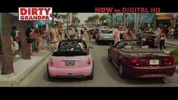 Dirty Grandpa Home Entertainment TV Spot - Thumbnail 2