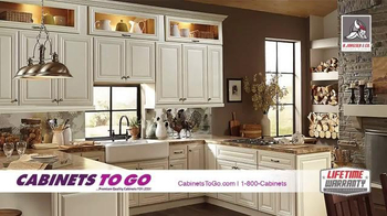 Cabinets To Go Memorial Day Sale TV Spot, 'Update Your Kitchen' - Thumbnail 1