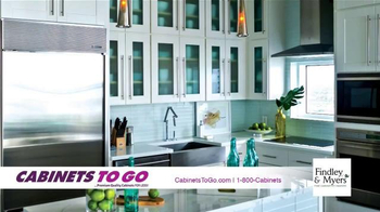 Cabinets To Go Memorial Day Sale TV Spot, 'Update Your Kitchen' - Thumbnail 4