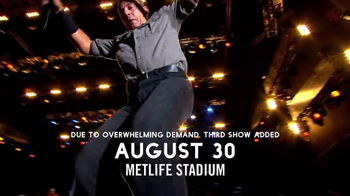 Metlife Stadium TV Spot, 'Bruce Springsteen and the E Street Band' - Thumbnail 4