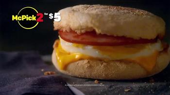 McDonald's McPick 2 TV Spot, 'Drive-Thru' - Thumbnail 7
