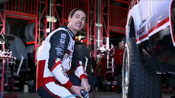 Discount Tire Memorial Day Deals TV Spot, 'Tire Safety' Feat. Joey Logano