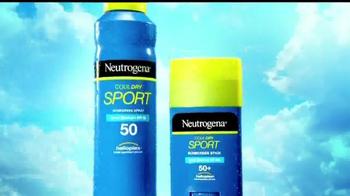 Neutrogena CoolDry Sport TV Spot, 'Play On' - Thumbnail 9