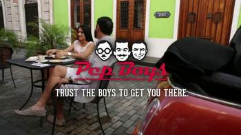 PepBoys Summer Prep Package TV Spot, 'Convertible' - Thumbnail 6