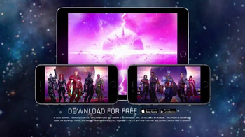 Marvel Contest of Champions TV Spot, 'The Cosmic Civil War' - Thumbnail 4