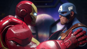 Marvel Contest of Champions TV Spot, 'The Cosmic Civil War'